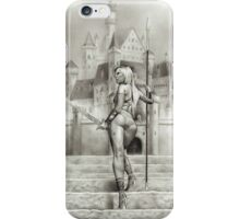 The Abyss Of Fantasy iPhone Case/Skin