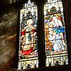 Another Church Window by hilarydougill