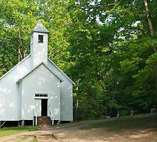 Church on a Hill by Lisa G. Putman