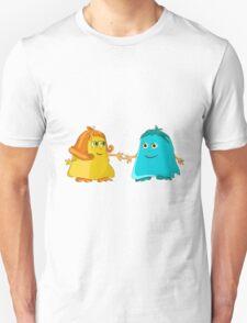 Puffball monsters :) T-Shirt