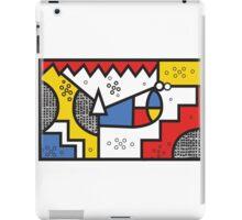 shoebox pattern 1 iPad Case/Skin