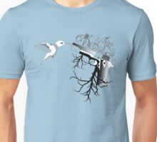 When Mother Nature Takes Over.... Unisex T-Shirt