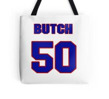 National baseball player Butch Henry jersey 50 Tote Bag