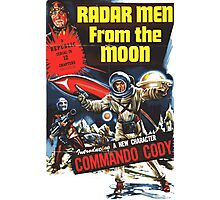 RADAR MEN from the MOON Photographic Print