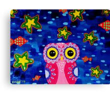 Starfish Dance Canvas Print