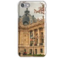 Le Petit Palais in HDR iPhone Case/Skin