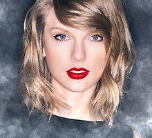 Taylor Swift Dark by Niino