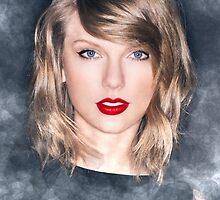 Taylor Swift Dark by Niino