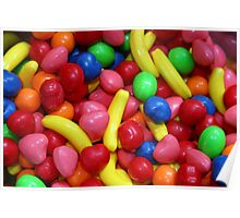 Runts candy  Poster