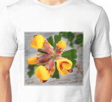 Hard Head Pea Flower Unisex T-Shirt