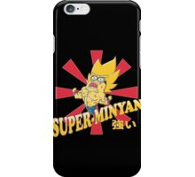 Super-Minyan iPhone Case/Skin