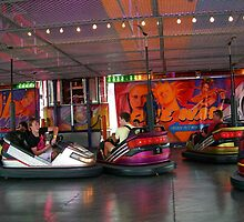 Dodgem by JuliaWright