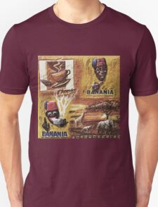 "Single ever seen ""Banania story"" version 1: My Creations Artistic Sculpture Relief fact Main 19  (c)(h) by Olao-Olavia / Okaio Créations Unisex T-Shirt"