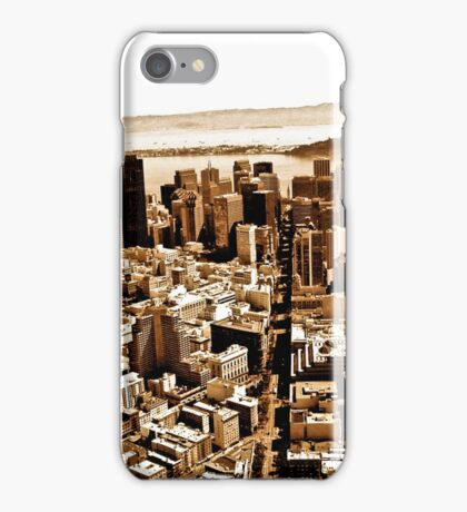 Slanted Moments SF iPhone Case/Skin