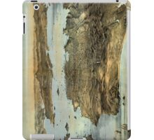 San Francisco - California - United States - 1868 iPad Case/Skin
