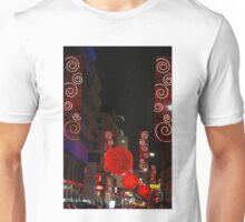 Red lights Unisex T-Shirt
