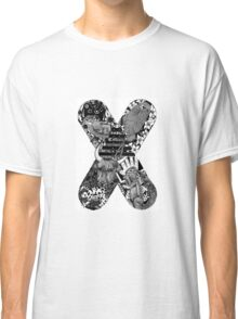 Monogram Letter X Classic T-Shirt