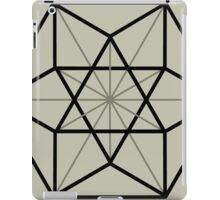Cuboctahedron, Structur of Universe, Sacred Geometry iPad Case/Skin