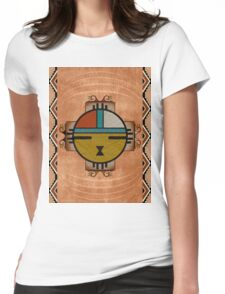 El Sol Womens Fitted T-Shirt