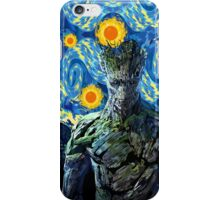 Guardian of the Starry night iPhone Case/Skin