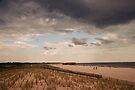 Cape May NJ Beach by Allen Lucas