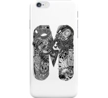 Letter M iPhone Case/Skin