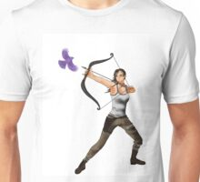 Lara Croft from Tomb Raider Unisex T-Shirt