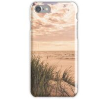 Romantic and calm seaside in summer iPhone Case/Skin