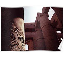 The Pillars of Karnak Poster