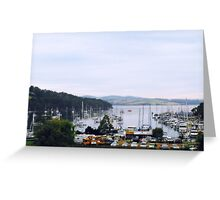 Kettering Harbour - Tasmania Greeting Card