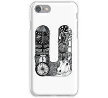 Letter U iPhone Case/Skin