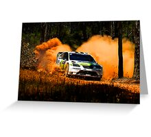 FORD - Flat Out Greeting Card