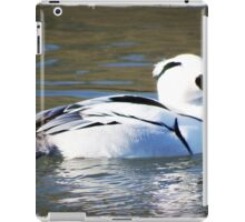 An unusal visitor to Sussex. iPad Case/Skin