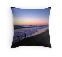Grab your DREAMS Throw Pillow