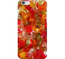Jelly Rings iPhone Case/Skin