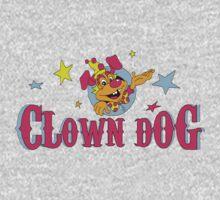 Clown Dog Kids Tee