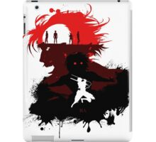 Fight for the survival iPad Case/Skin