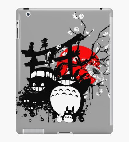 Japan Spirits iPad Case/Skin