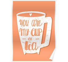 My cup of tea Poster