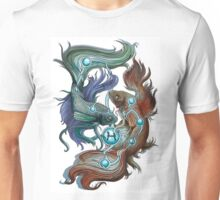 Pisces Star Sign Unisex T-Shirt