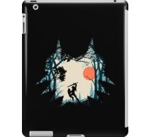 Forest Link iPad Case/Skin