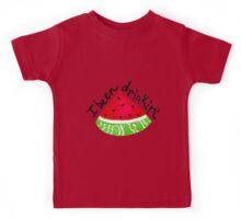 I Been Drinkin' Watermelon Kids Tee