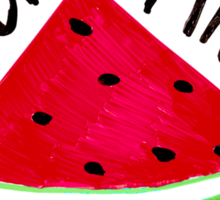 I Been Drinkin' Watermelon Sticker