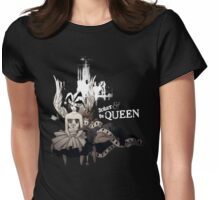 Joker and the Queen Womens Fitted T-Shirt