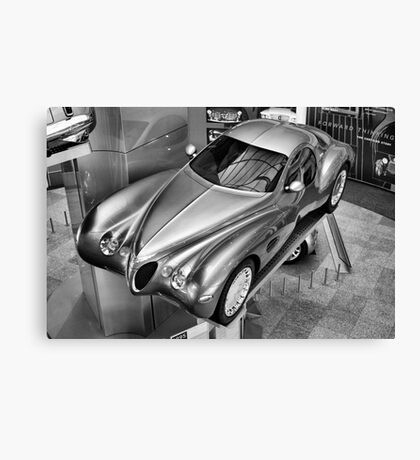 Chrysler Concept Canvas Print