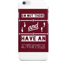 Adventure Seeker iPhone Case/Skin