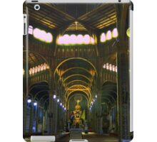 Basilica of Our Lady of the Angels, Cartago, Costa Rica iPad Case/Skin