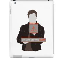 Star lord iPad Case/Skin