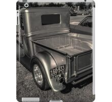 Silver Fox iPad Case/Skin