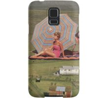 BEACH GOERS Samsung Galaxy Case/Skin